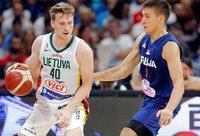 M.Grigonis nesidžiaugė komandos žaidimu (Krepšinio namų nuotr.)