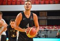 """K.Babkauskas vėl žais NKL (""""Optibet Summer League"""" nuotr.)"""