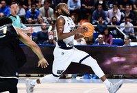 R.Sulaimonas buvo Dižono klubo lyderiu pirmajame mače (FIBA nuotr.)