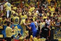 """Maccabi"" sirgaliai elgėsi neleistinai"