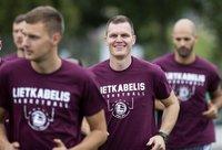 V.Lipkevičius pasiruošęs būti kapitonu (www.kavolelis.lt)