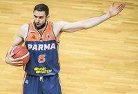 E.Žukauskas pelnė 15 taškų (FIBA Europe nuotr.)