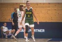 J.Jocytė vedė merginas į pergalę (FIBA nuotr.)