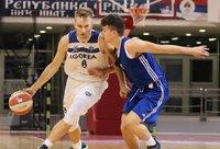 V.Kariniauskas atstovauja Aleksandrovaco ekipai