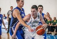 Lietuviai kovos dėl devintos vietos (FIBA Europe nuotr.)