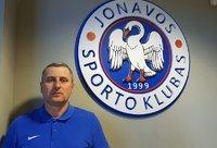 V.Vaškevičius tikisi ateityje praverti LKL duris (Klubo nuotr.)