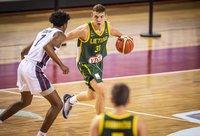 Jaunimas sužinojo varžovus (FIBA nuotr.)