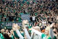 """""""Žalgirio"""" arenoje vėl galės susirinkti 15 tūkst. sirgalių (BNS nuotr.)"""