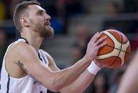 D.Gailius turi sutartį su Klaipėdos ekipa ir kitam sezonui (BNS nuotr.)