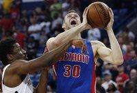 """""""Pistons"""" buvo paskutinis J.Leuerio karjeros klubas (Scanpix nuotr.)"""