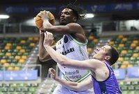 D.Pierre'as kyla į aukštesnį lygį (FIBA Europe nuotr.)