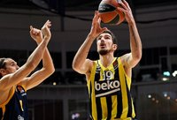 N.De Colo įmetė 30 taškų (Euroleague.net nuotr.)