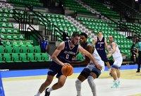 A.Mikalauskas buvo rezultatyviausias komandoje (FIBA nuotr.)