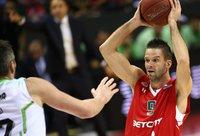 M.Kalnietis atliko 8 rezultatyvius perdavimus (AFP-Scanpix nuotr.)