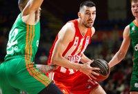 Belgrado krepšininkai sužaidė galingą ketvirtąjį kėlinį