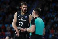 M.Kupšas rungtyniavo 12 minučių (FIBA Europe nuotr.)