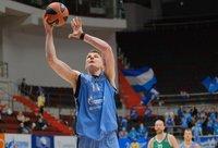 A.Gudaitis surinko dvigubą dublį (Euroleague.net)