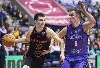 S.Vasturia atvyksta į Kauną (FIBA Europe nuotr.)