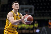 E.Fridrikssonas puikiai atsiskleidė Lietuvos čempionate (BNS nuotr.)