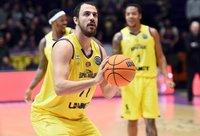 D.Sassonas pateko į avariją (FIBA Europe nuotr.)