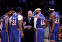"""""""Knicks"""" nori pakeisti negatyvią nuomonę apie šį klubą (Scanpix nuotr.)"""