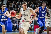 D.Milosavljevičius patyrė traumą (FIBA Europe nuotr.)
