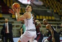 A.Butkevičaius laukia piršto operacija (FIBA Europe nuotr.)