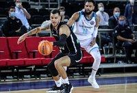 D.Sirvydis taškų nepelnė (FIBA nuotr.)