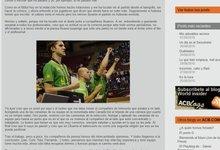 Ispanai: Lietuvos žurnalistams...