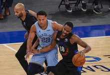 "NBA: ""Grizzlies"" – ""Knicks"""