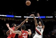 """NBA: """"Raptors"""" – """"Trail Blazers"""""""