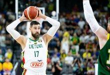 Pasaulio taurė: Lietuva –...