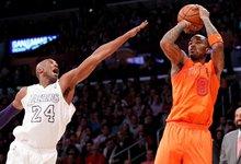 "NBA: ""Lakers"" – ""Knicks"""