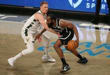"NBA: ""Nets"" – ""Bucks"""