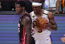 "NBA finalas: ""Lakers"" – ""Heat"""
