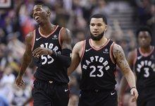 """NBA: """"Raptors"""" – """"Pelicans"""""""
