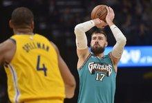 "NBA: ""Grizzlies"" – ""Golden State..."