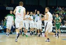 U16: Lietuva - Slovėnija