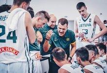 U16: Lietuva – Izraelis