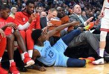 "NBA: ""Bulls"" – ""Grizzlies"""