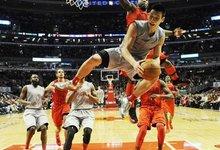 """NBA: """"Bulls"""" – """"Rockets"""""""