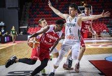 U20: Lietuva – Turkija