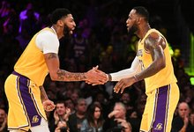 "NBA: ""Lakers"" – ""Grizzlies"""