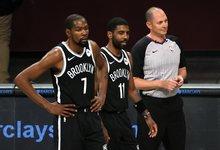 "NBA: ""Wizards"" – ""Nets"""