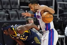 "NBA: ""Pacers"" – ""Pistons"""