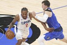 "NBA atkrintamosios: ""Clippers"" –..."