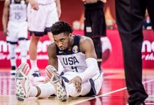 Pasaulio taurė: JAV – Japonija