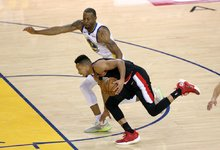 "NBA: ""Warriors"" – ""Trail Blazers"""