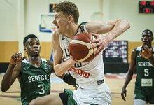 U19: Lietuva – Senegalas