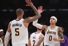"NBA: ""Lakers"" – ""Magic"""
